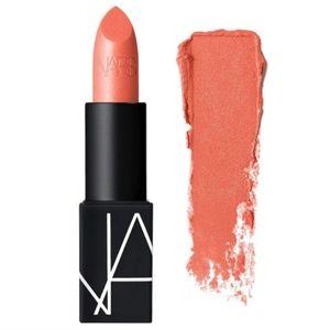 Nars Orgasm Lipstick Peach Pink Satin